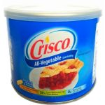 Crisco All Vegetable Shortening - 453g